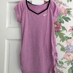 Nike Child Size S Dri-fit Athletic Top
